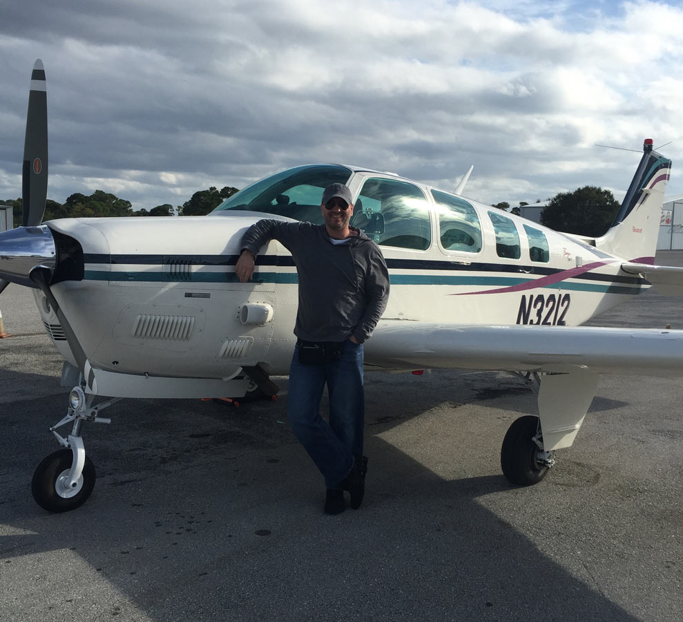 Single Engine Commercial Pilot License in Pompano Beach