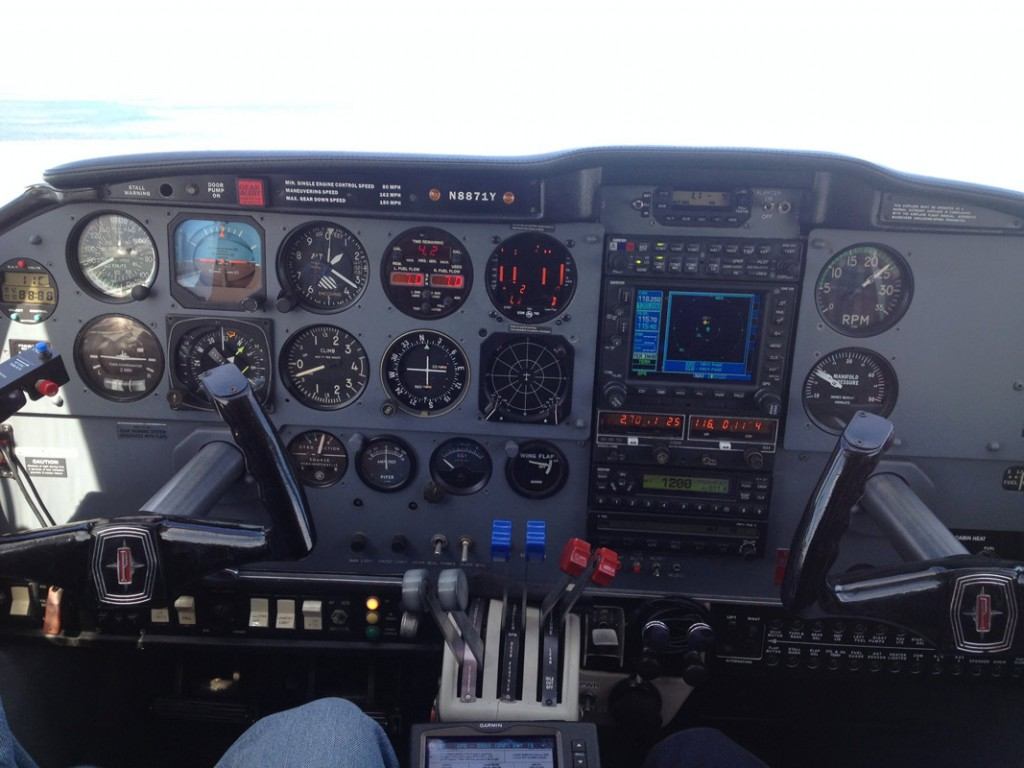 Instrument Proficiency Check IPC in Pompano Beach