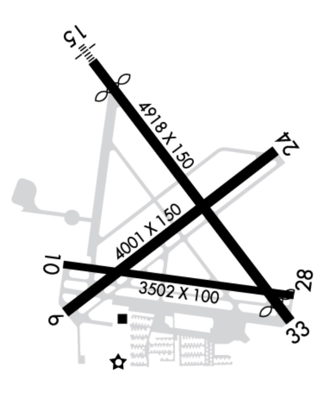 Pompano-Beach-Airport-Diagram