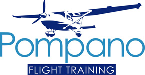 Pompano Flight Training logo